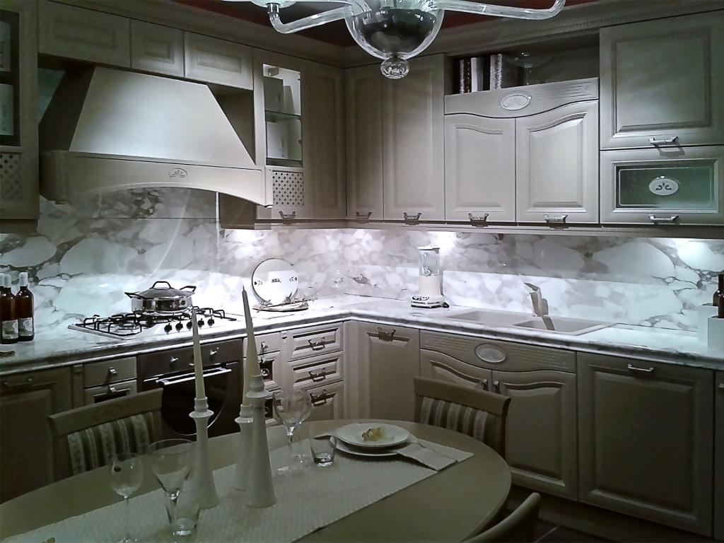 Классическая кухня «Aster Cucine»