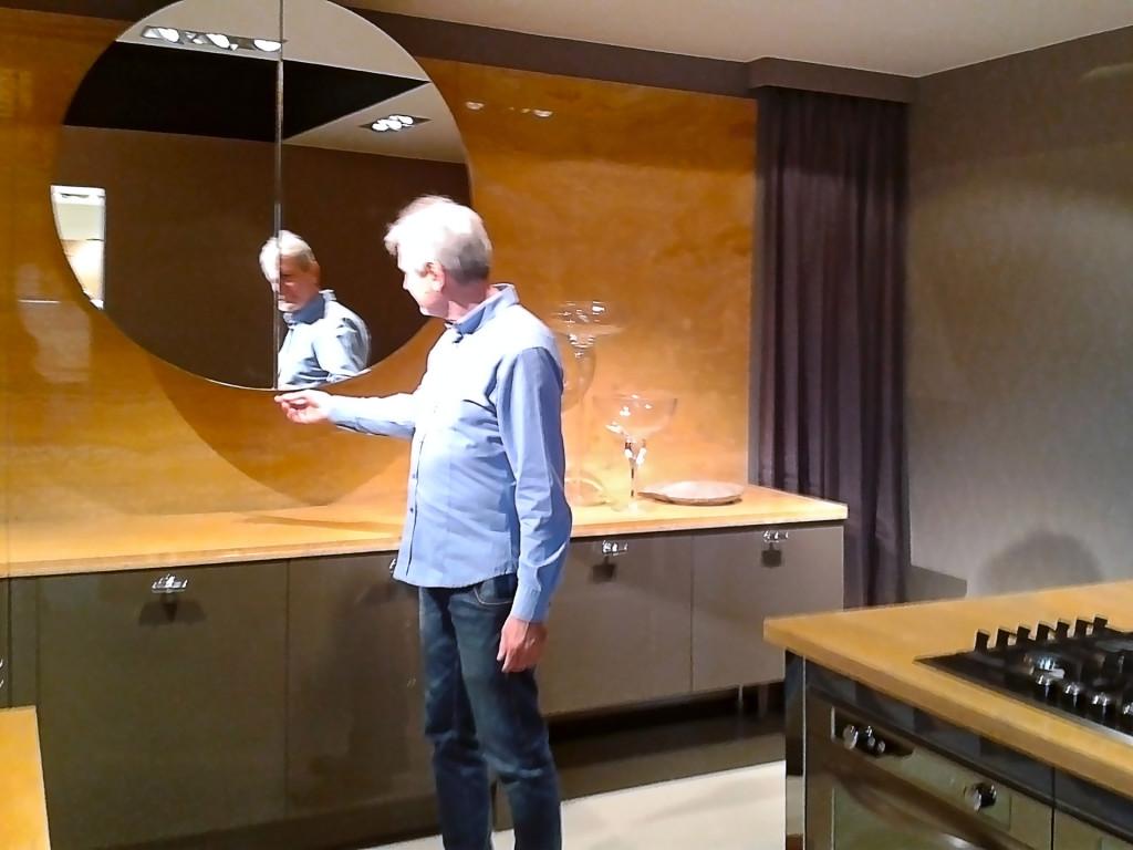 В «ASTER Cucine» могут изготовить любую кухню