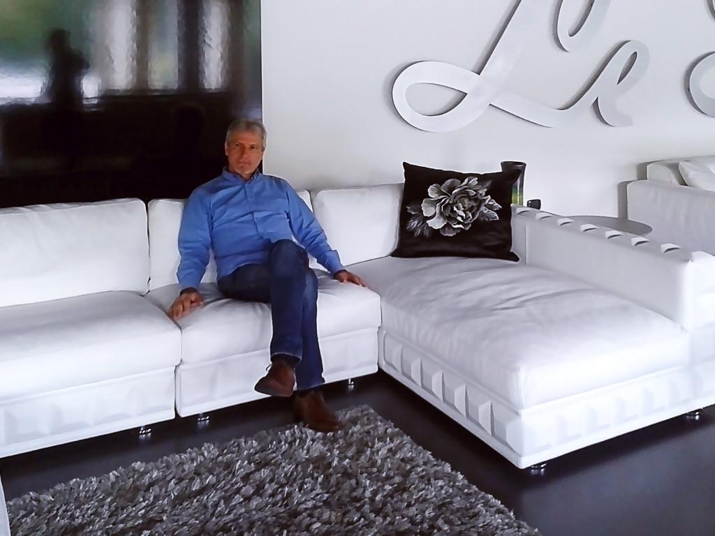 Комфортный диван от «FORMERIN»