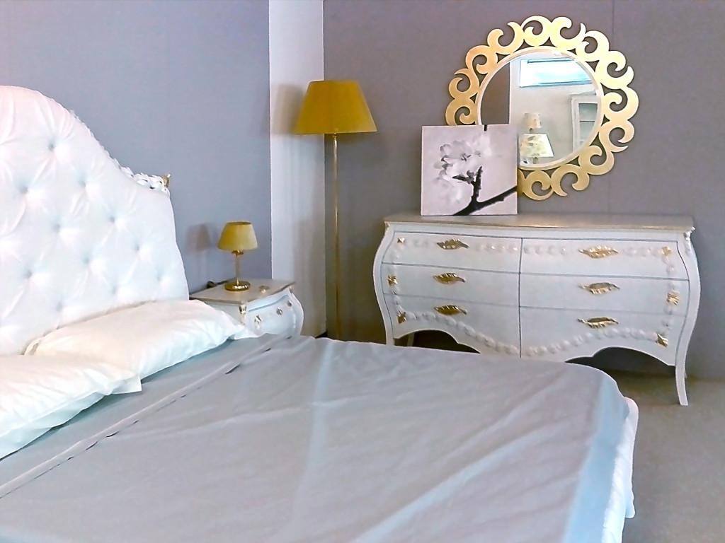 Белая спальня от «Stilema»
