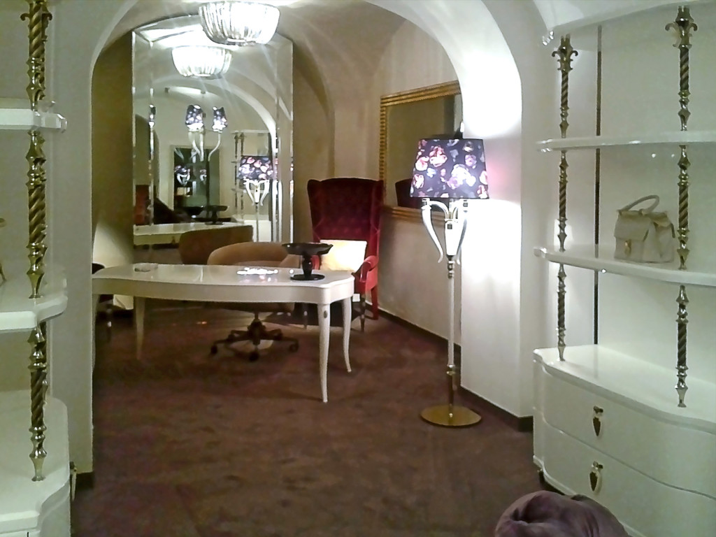 Рабочий кабинет от «IPE CAVALLI Visionnaire»
