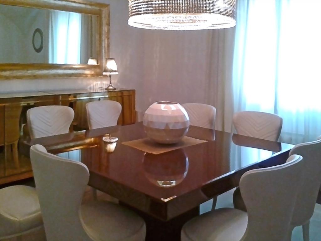 Массивный квадратный стол «IPE CAVALLI Visionnaire»