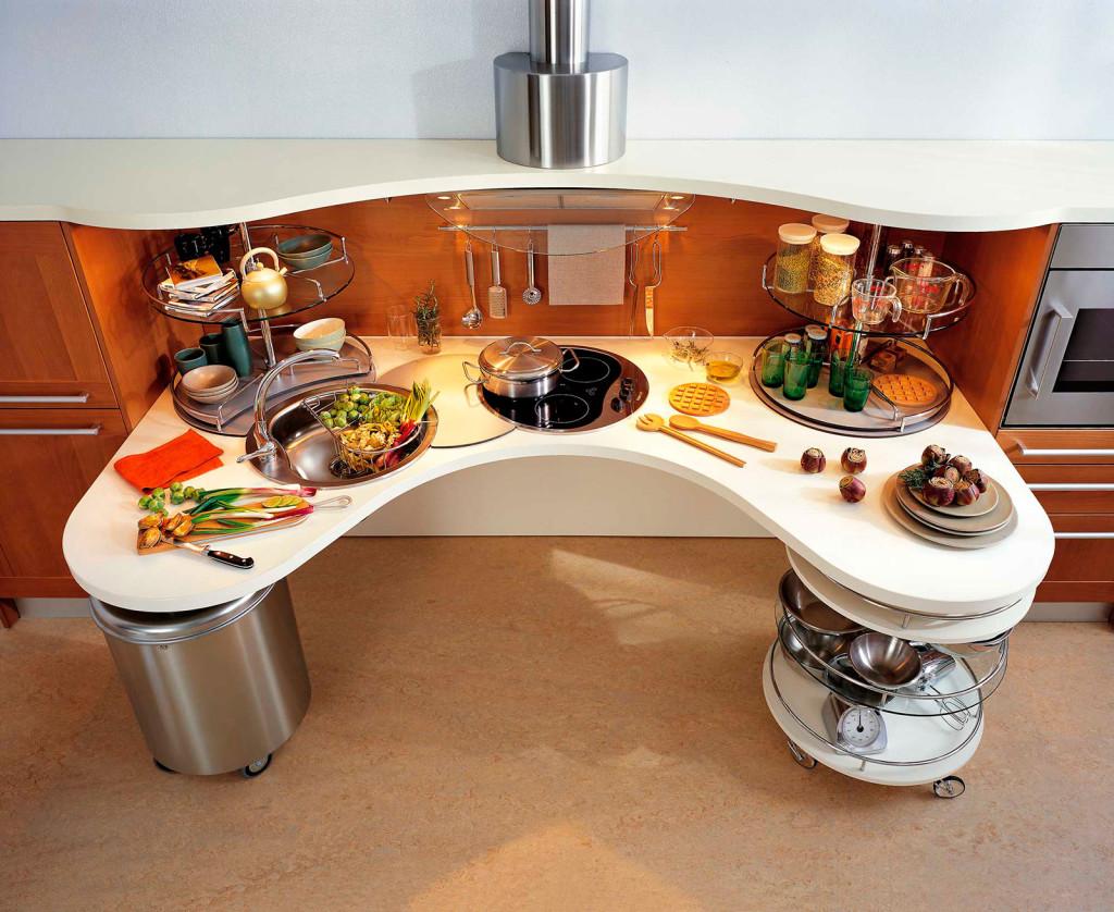Красивая кухня своими руками фото