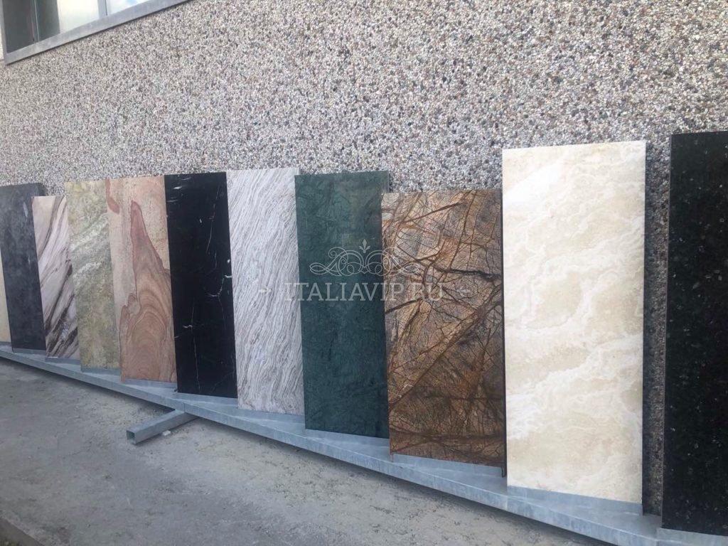 Камни из Италии